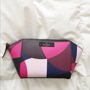 NWT Kate Spade Small Eady cosmetics bag